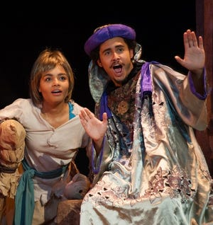 """Purchase Opera presents """"Amahl and the Night Visitors"""" Dec. 8-9 at Purchase College."""