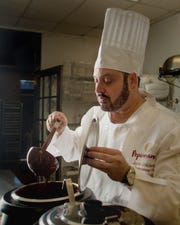 Chef Jacob Goldenthal of Airmont-based Popinsanity.