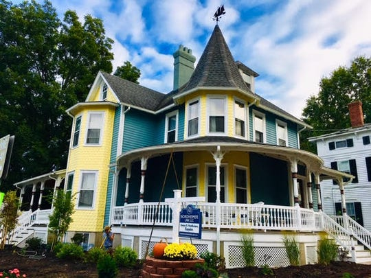 This Queen Anne style home will be on the Milton Holiday House Tour.