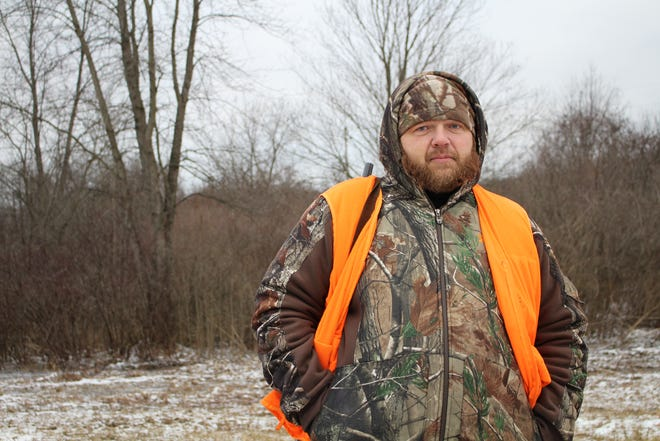 Dan Harbaugh has been coming to Muskingum and Coshocton counties for deer hunting, a family tradition, for 30 years.