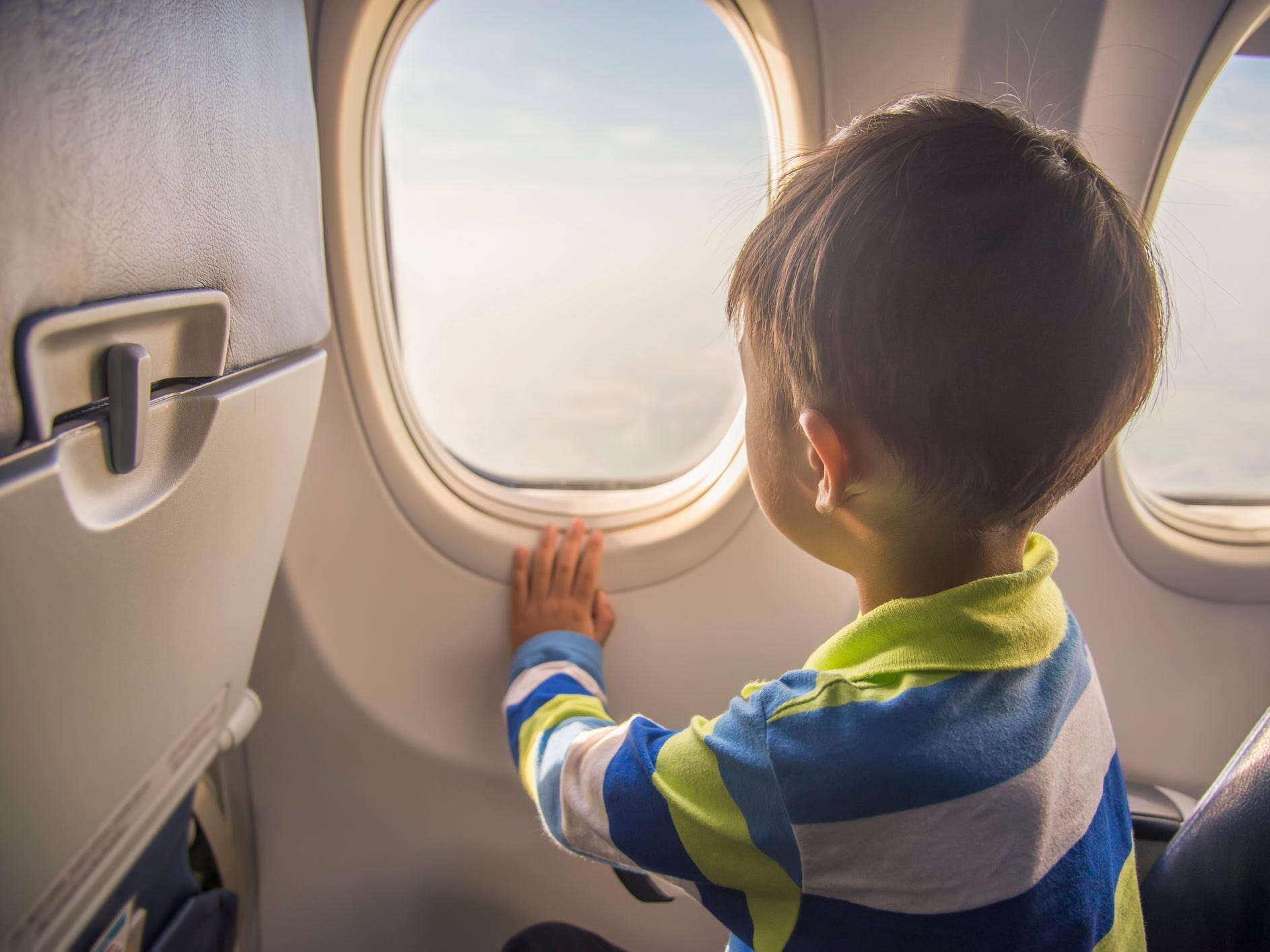 Flying with children: Survival guide for parents and fellow passengers