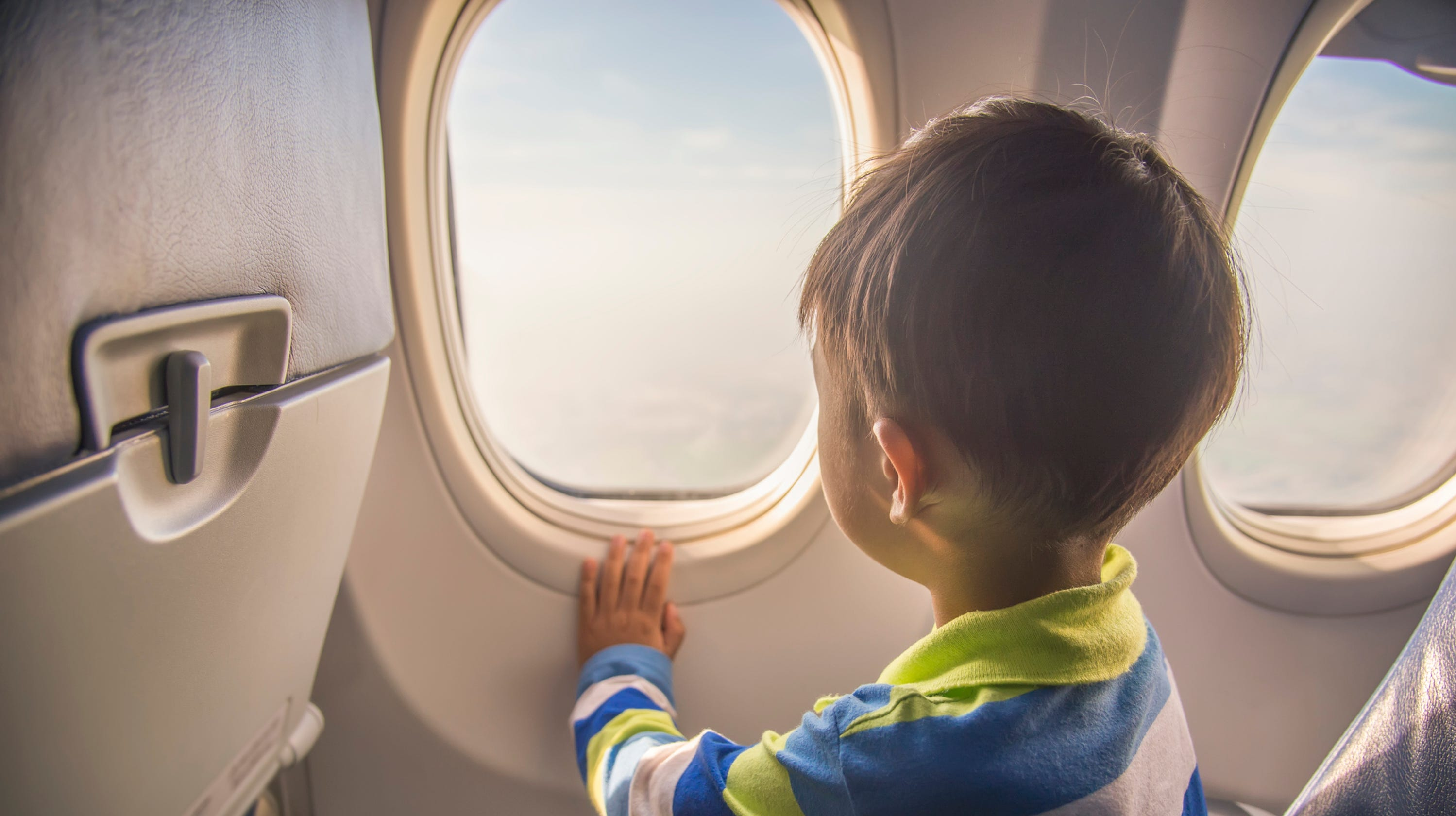 Flying with children: Expert tips to keep families safe and sane
