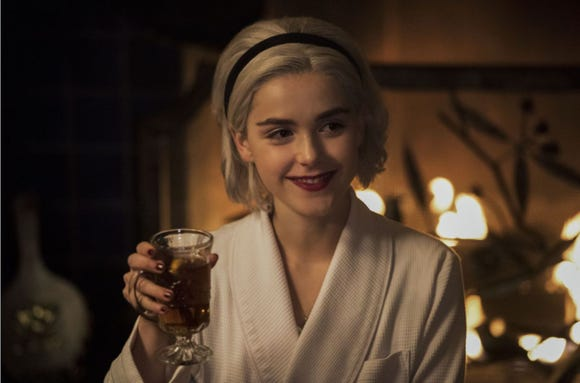 """The Chilling Adventures of Sabrina: A Midwinter's Tale"" airs on Netflix on Dec. 14."