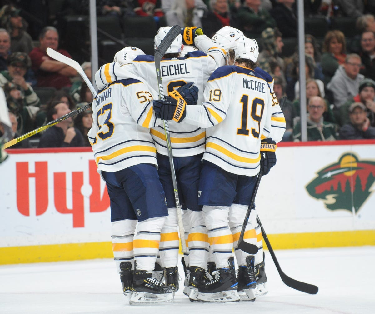 best cheap b1d19 a0a03 Buffalo: These fans have endured pain. Will Sabres bring new ...