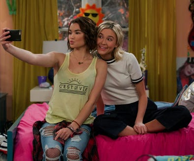 "Season 2 of ""Alexa & Katie"" begins on Netflix Dec. 26."