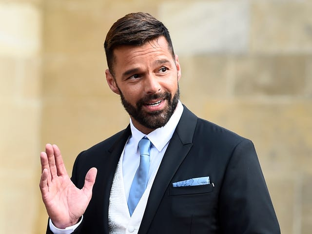 Ricky Martin accused of cultural appropriation for headdress photo