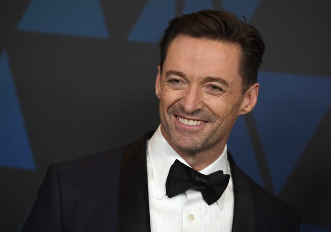Hugh Jackman has two Florida shows scheduled on his musical tour next year.