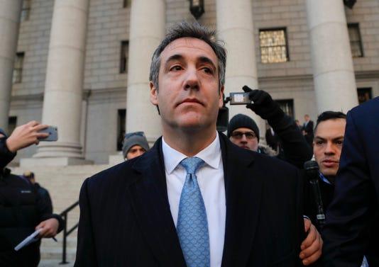 Ap Trump Lawyer Investigation A Usa Ny