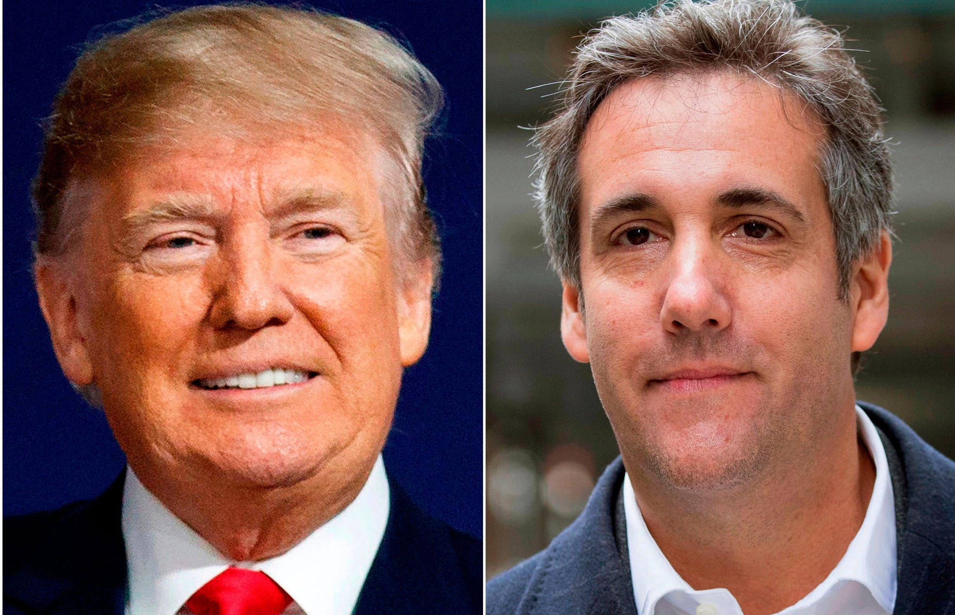 President Donald Trump's former personal attorney and fixer Michael Cohen pleaded guilty on Nov. 29, 2018, to one count of lying to Congress about his work on a project to build a Trump Tower in Moscow. (Photo: AP)