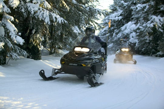 Vermont offers over 5,000 miles of snowmobile trails for your next trip.