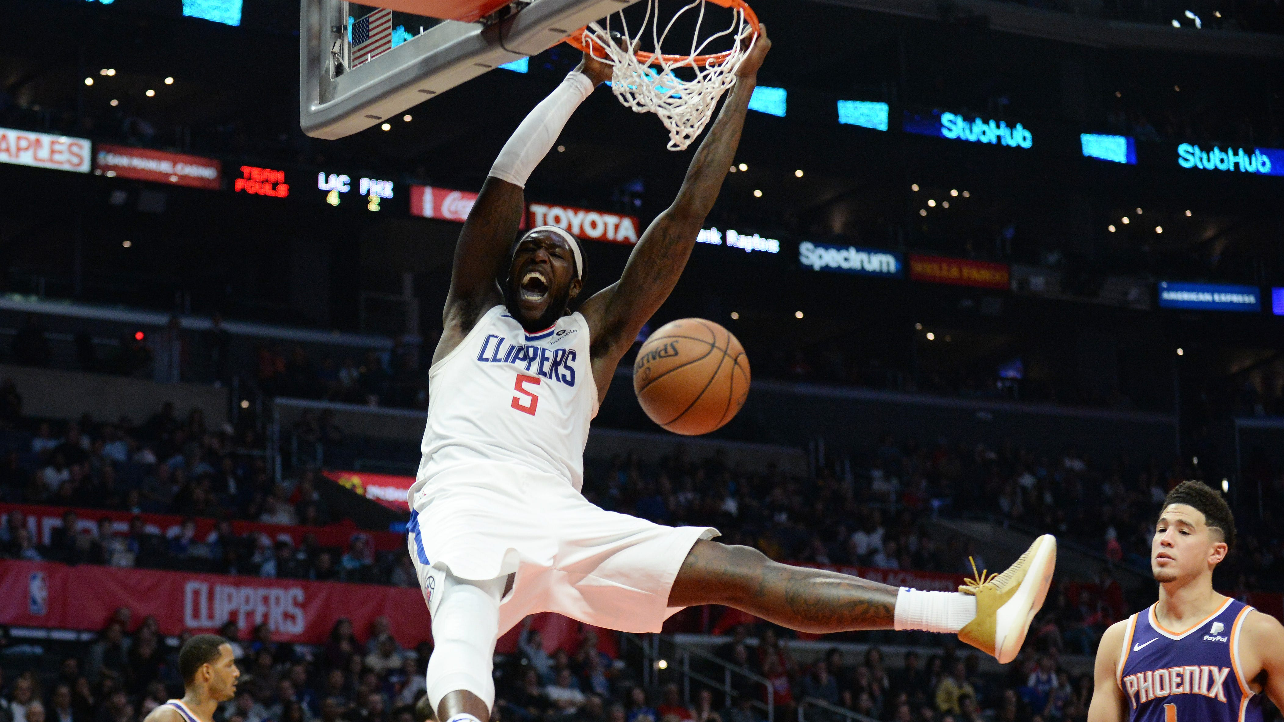 clippers: don't expect conference leaders to fade anytime soon