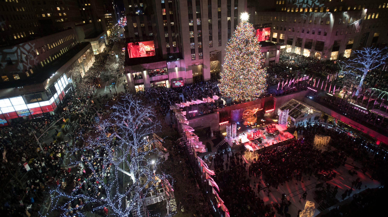 2020 Rockefeller Christmas Tree Lighting Christmas Tree Lighting Rockefeller Center 2020 | Hrvkvk