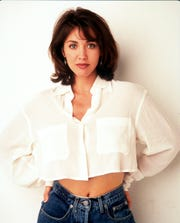 "Actress Bobbie Phillips of ""Murder One"" in 1995."