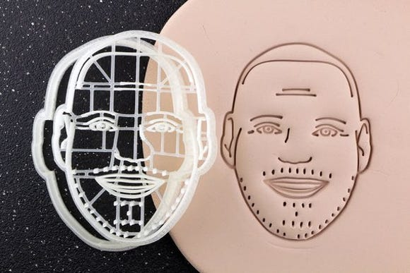 LeBron James cookie cutter