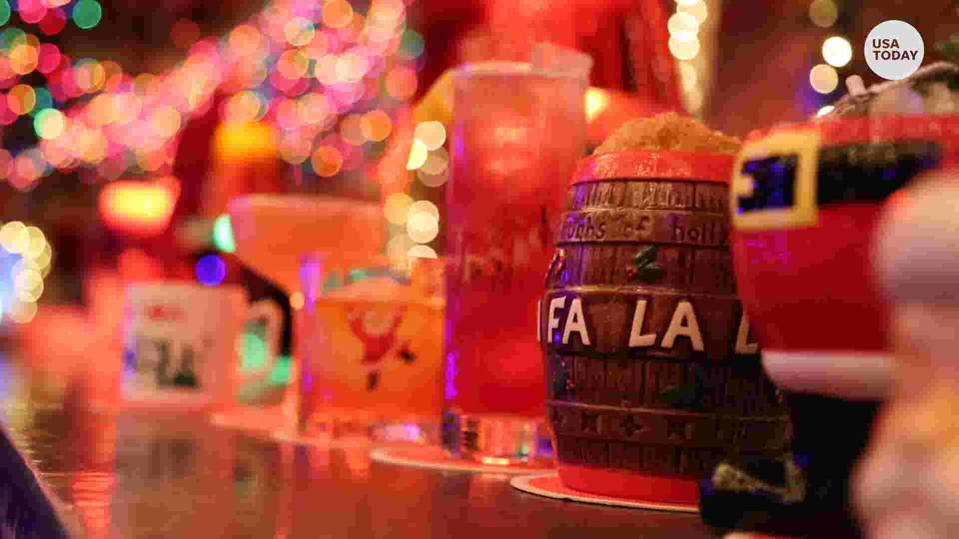 Miracle Pop Up Bar Has Almost 100 Christmas Bars Around The World