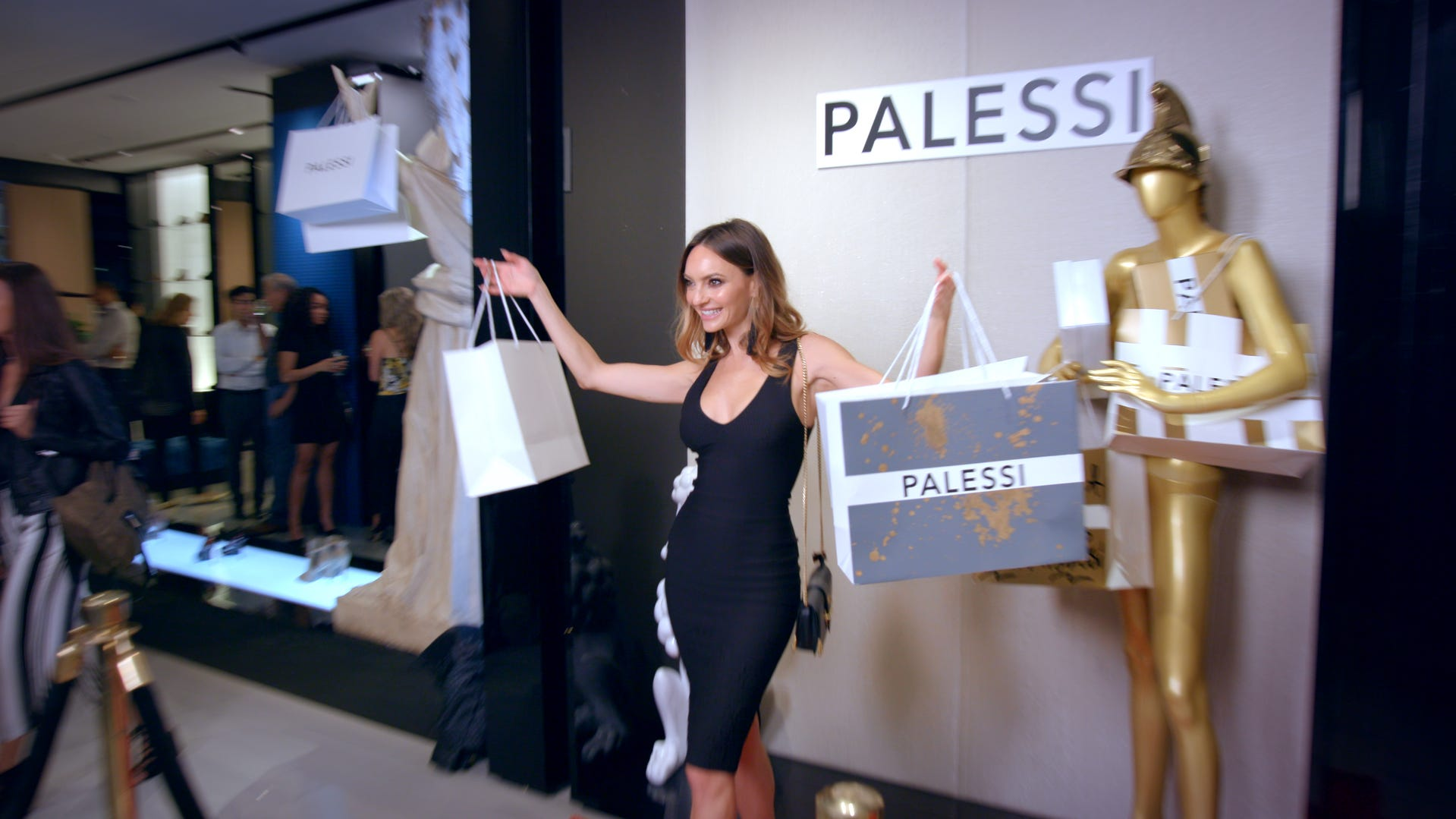 Image result for Payless Opens Fake Luxury Store, Sells Customers $20 Shoes For $600 In Experiment