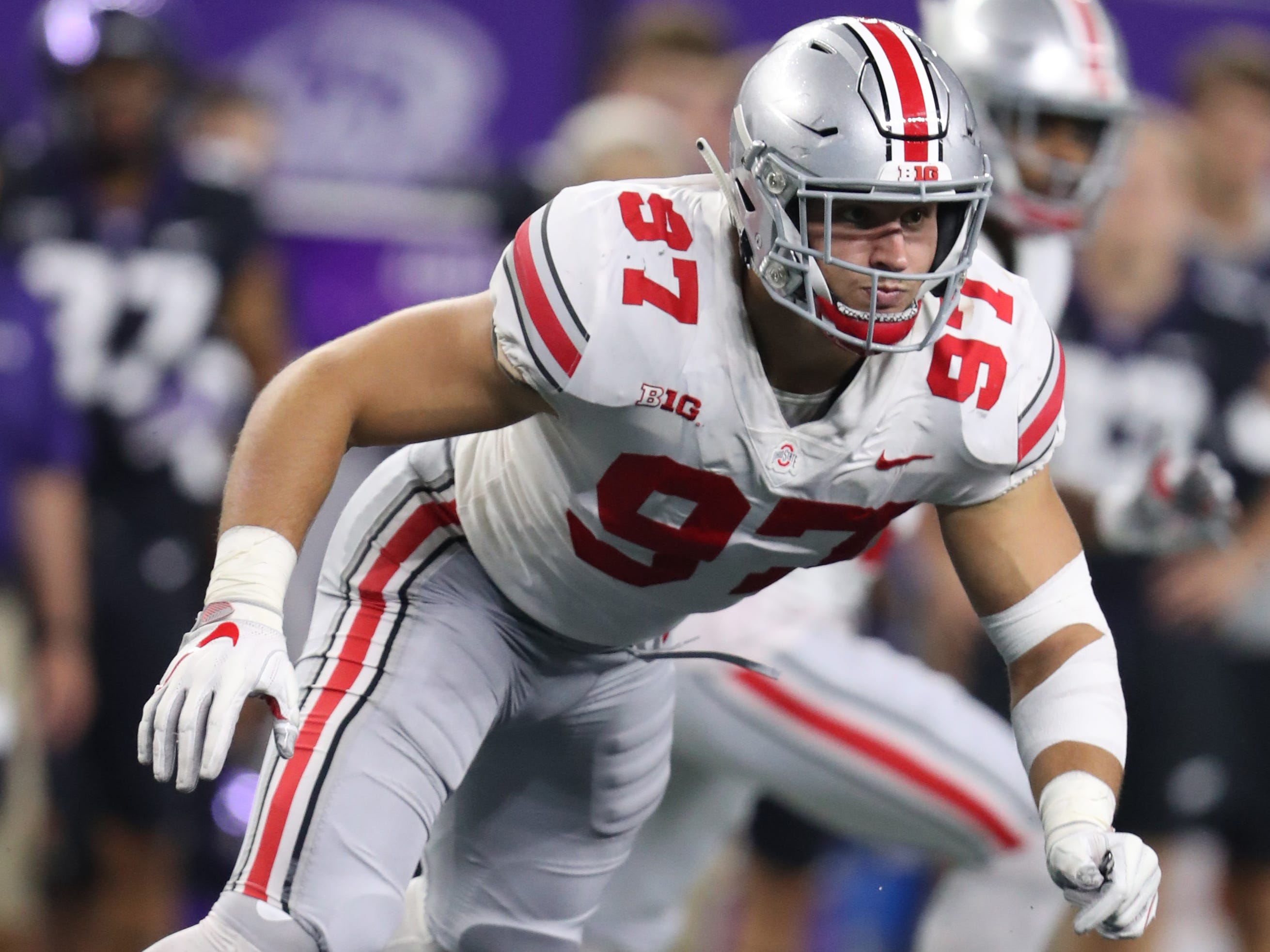 Nick Bosa, DE, Ohio State