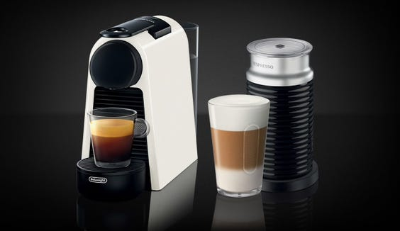 Get the fanciest coffee in the comfort of your kitchen/