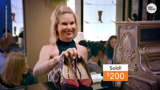 Payless sold its discount shoes for $600 a pair at mock luxury influencer event