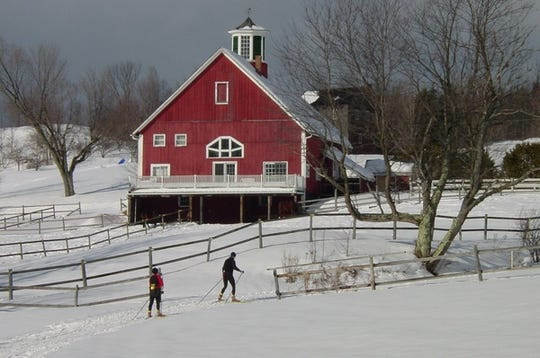 Vermont is known for its all-natural maple syrup.