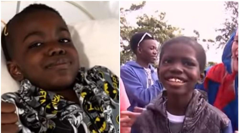 Meet the Batman-loving boy who beat stage 4 brain cancer