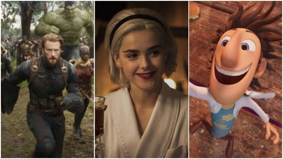 Netflix has a mix of some holiday viewing, action movies, documentary and shows for little ones for families in December.