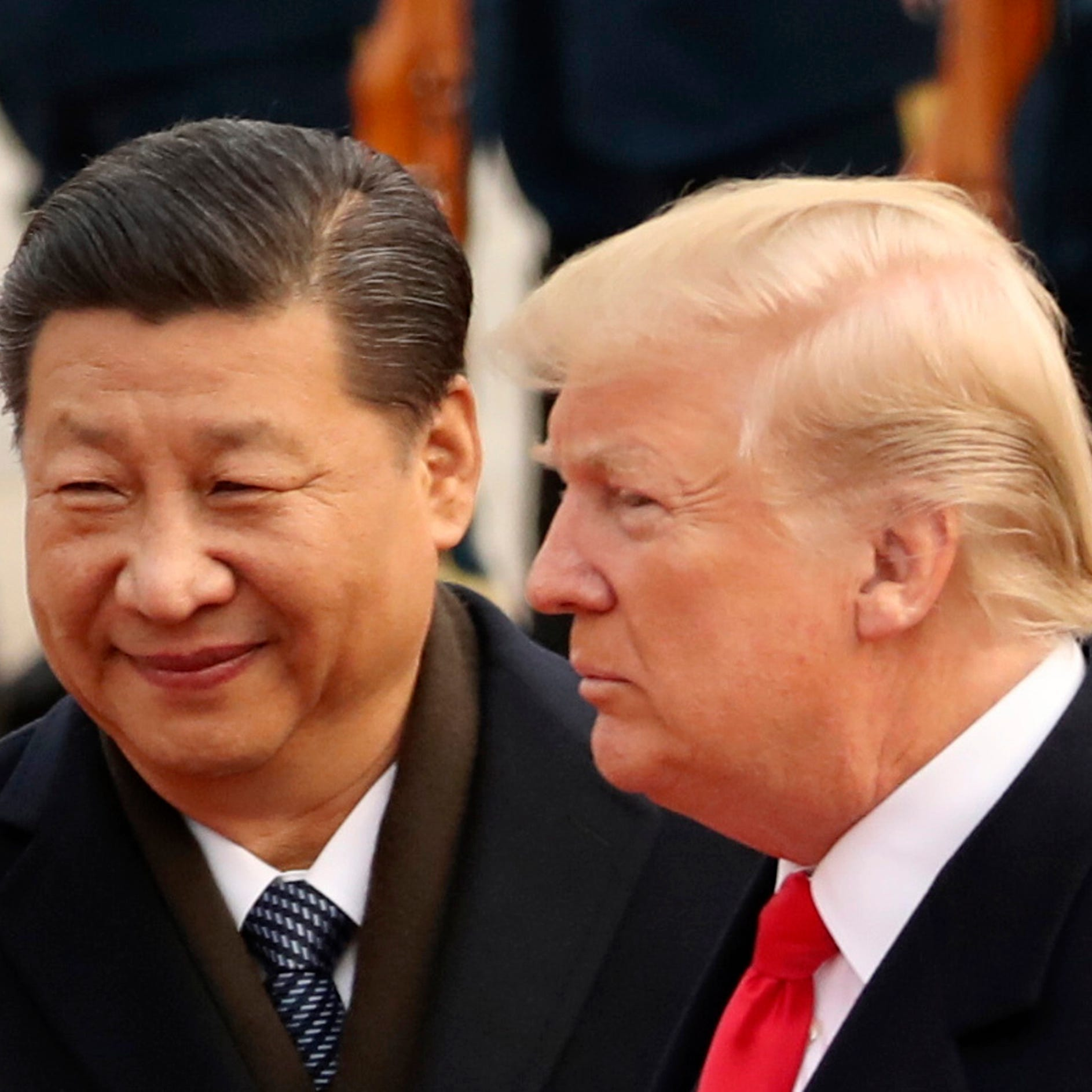 Trump: U.S. will hold off on steeper tariffs after meeting with China's Xi Jinping