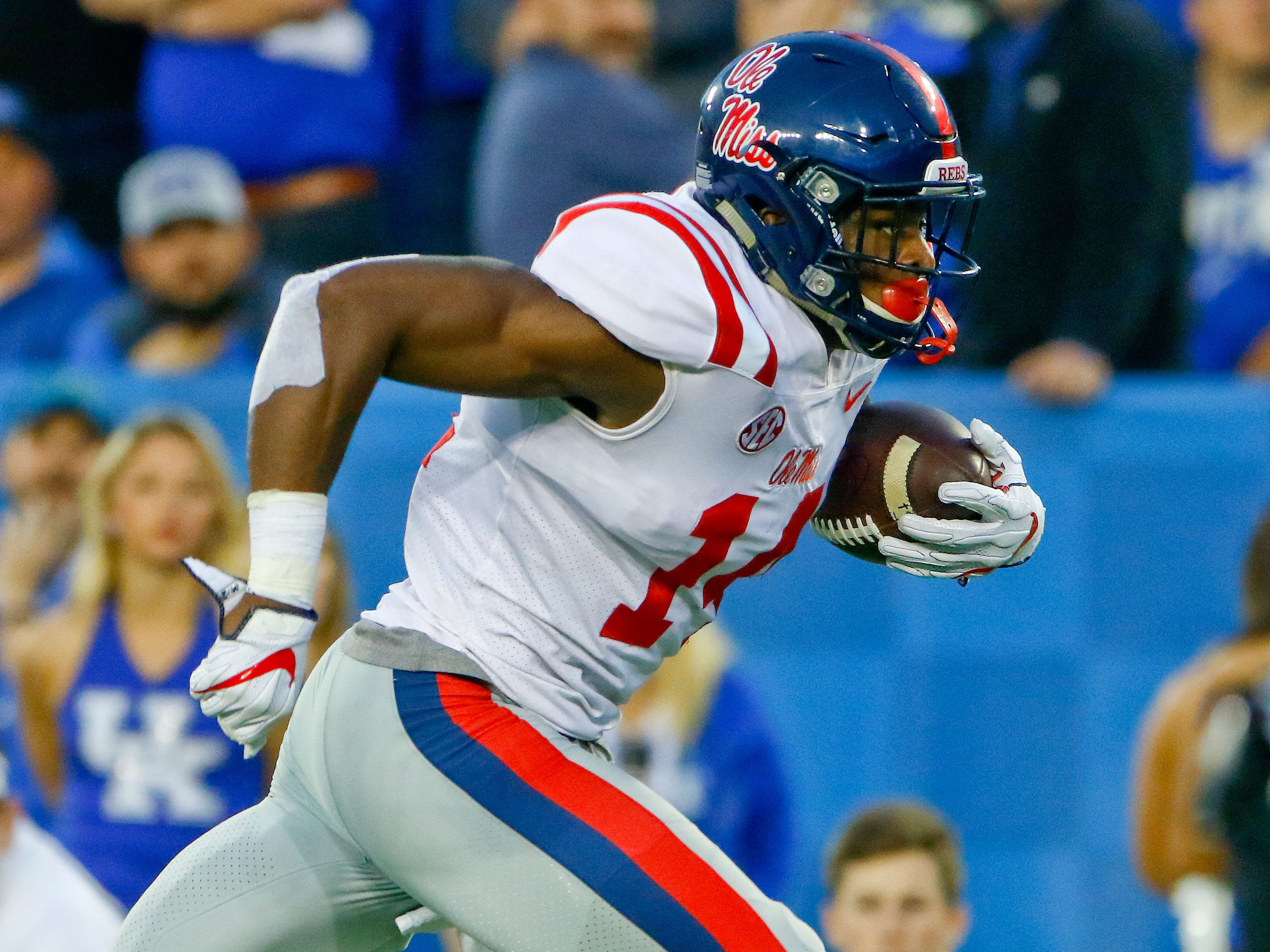 D.K. Metcalf, WR, Ole Miss