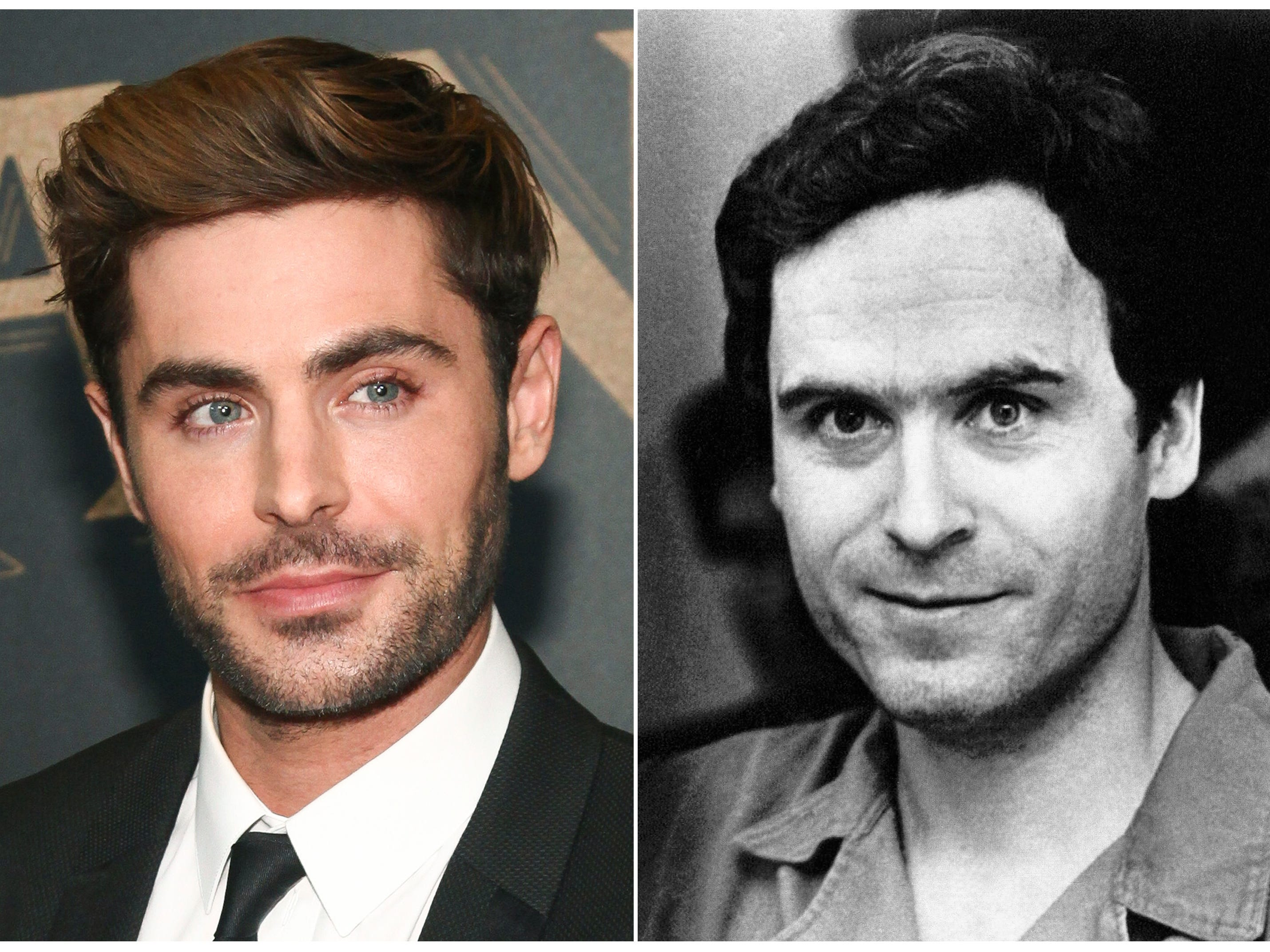 Zac Efron shows 'Shockingly Evil' transformation, Cincy-shot Ted Bundy biopic headed to Sundance