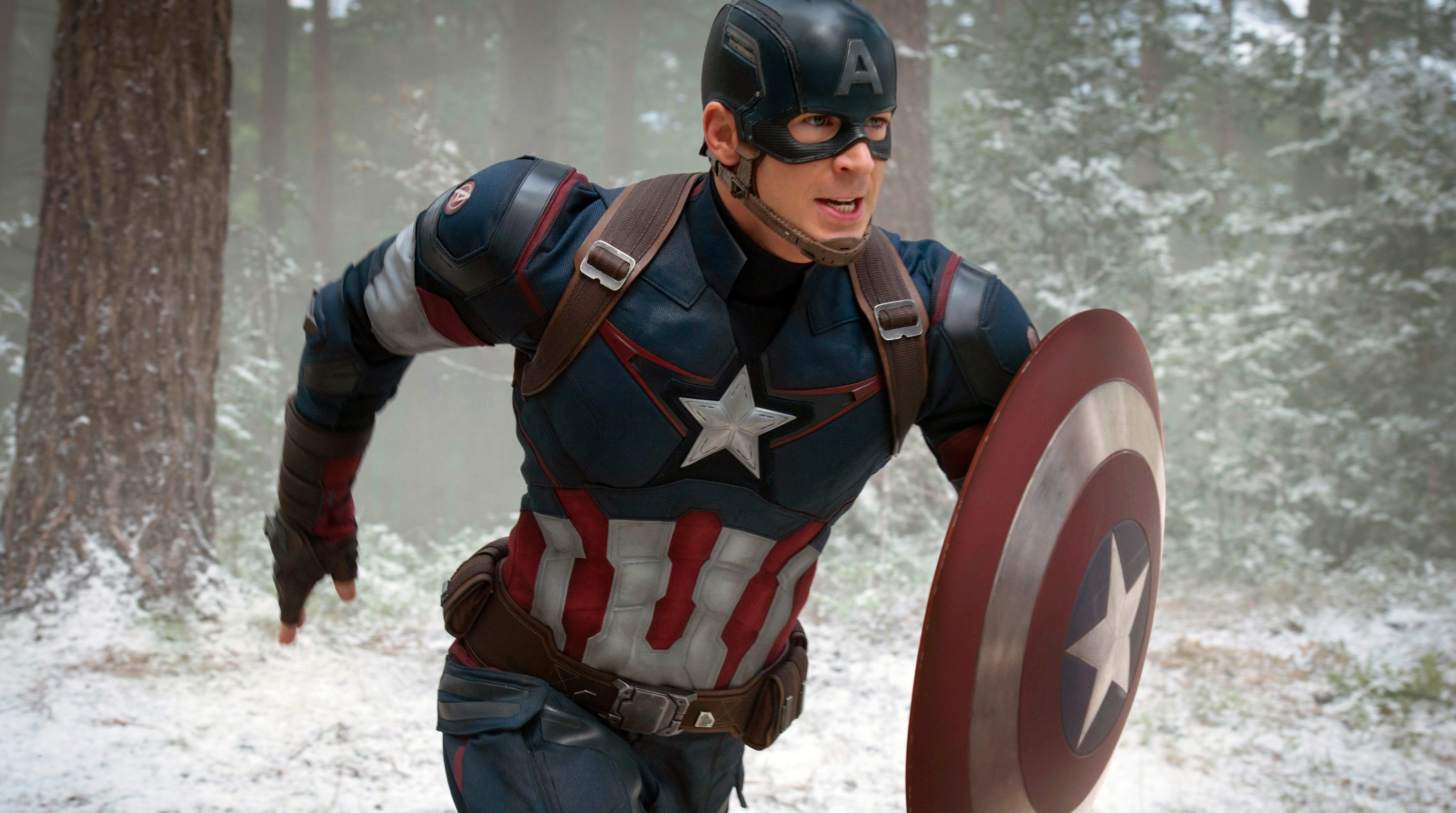 Avengers' director says Chris Evans' not done playing Captain America