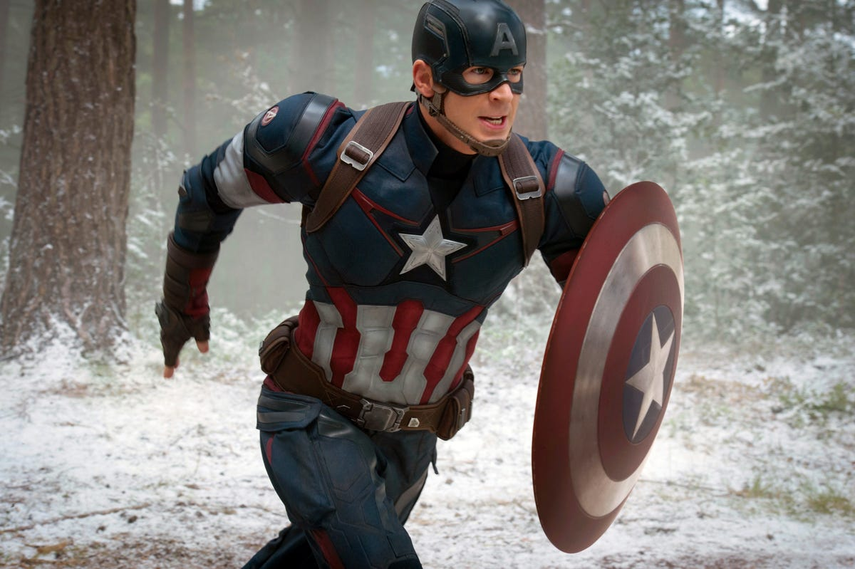 Avengers Director Says Chris Evans Not Done Playing