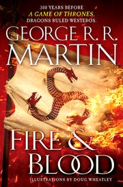 """Fire and Blood"" by George R.R. Martin"