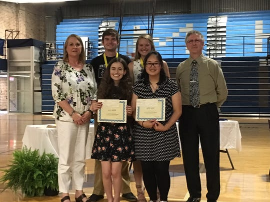 FATE foundation 2018 scholarship recipients.
