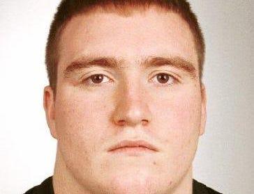 JASON HOUGHTALING, WINDSOR sr for 1998 all metro football team.