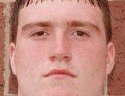 Jason Houghtaling, center for Windsor, 1997 hs football preview.