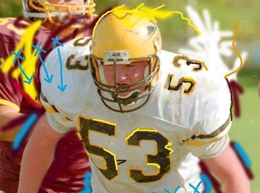 DO NOT PUBLISH-  -Jason Houghtaling, Windsor School District; linebacker/center for the1996 all metro football team.