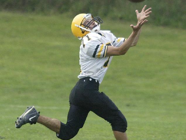 From 2004: Windsor HS FOOTBALL John Yorosk (SP)