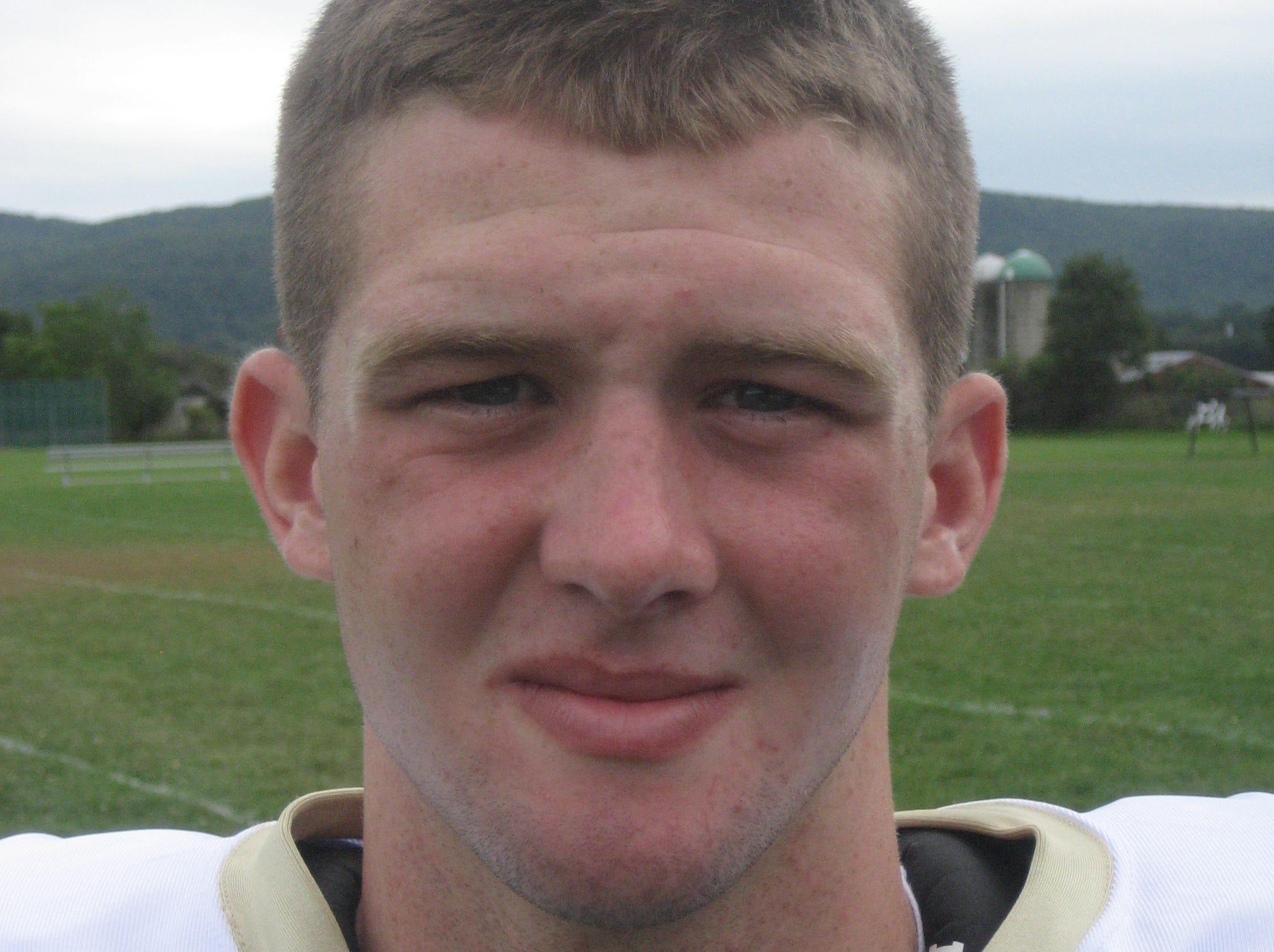 From 2009: Windsor football, Dave Goetz