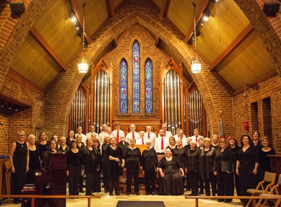 The Amabile Choir of Bainbridge Island perform their annual holiday concerts Dec. 7 and 8 at St. Barnabas Episcopal Church.