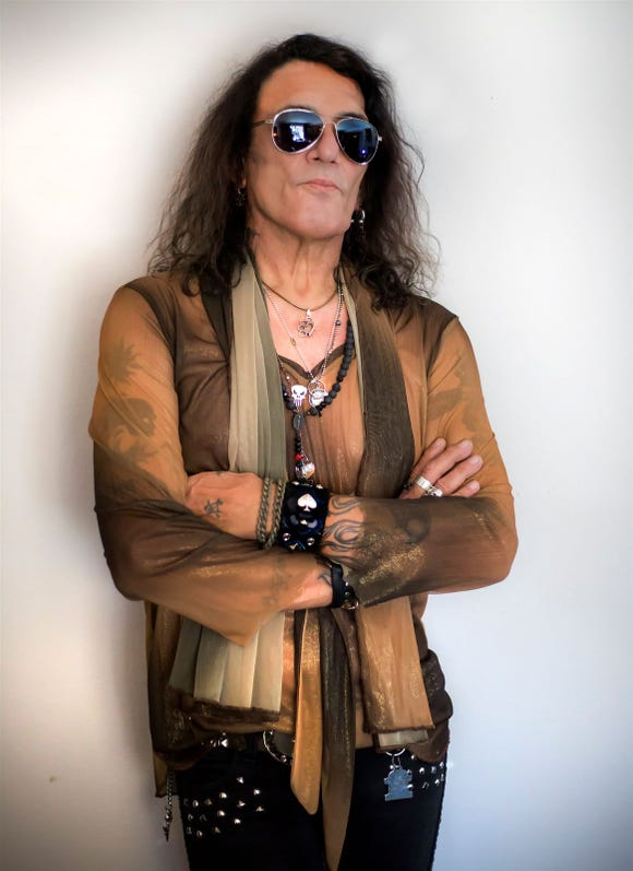 """Stephen Pearcy, former frontman of Ratt (""""Round and Round"""") performs Dec. 13 at the Suquamish Clearwater Casino Resort."""