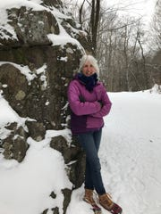 "Judy Chaves looks at Vermont's first state park in her book ""Secrets of Mount Philo."""