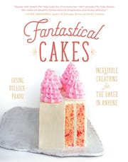 "Gesine Bullock-Prado, star of the Food Network show ""Baked in Vermont,"" has a new book about cakes."
