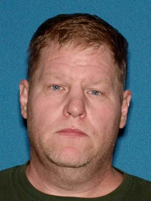 Carl Pipicz, 48, of Sicklerville was charged in connection with a package theft and vehicle break-ins in Franklin Township.