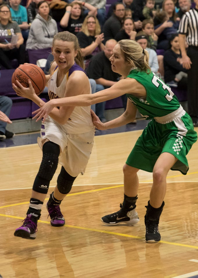 Unioto defeated Huntington 45-33 at Unioto High School Thursday night in Chillicothe, Ohio.