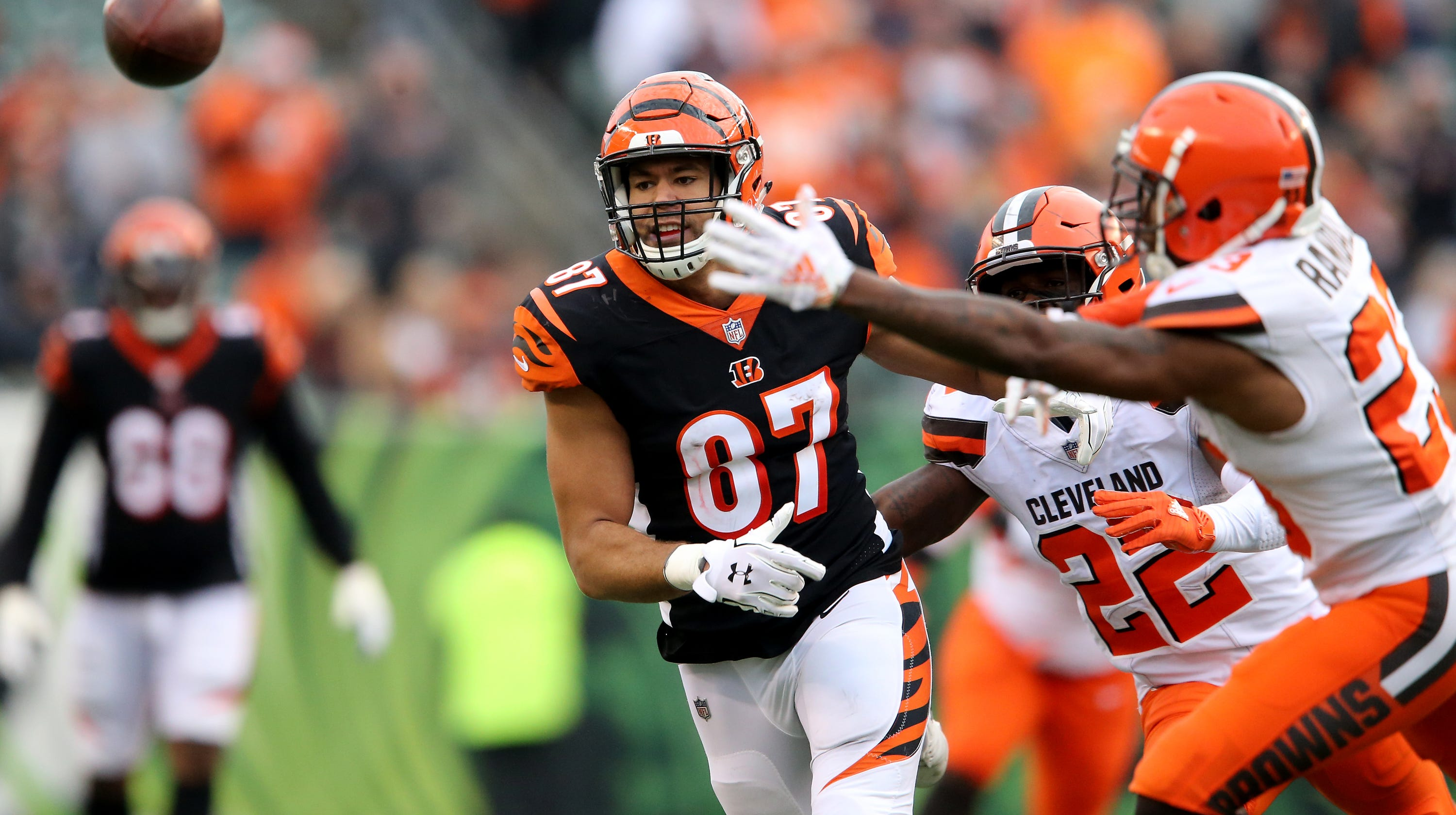 154a179d Cincinnati Bengals at Cleveland Browns: TV, odds, history and more