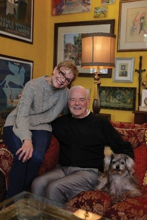 KET's Northern Kentucky Fund Board will honor Nick and Nina Clooney at the 11th annual Martinis & Mistletoe on Dec. 4.