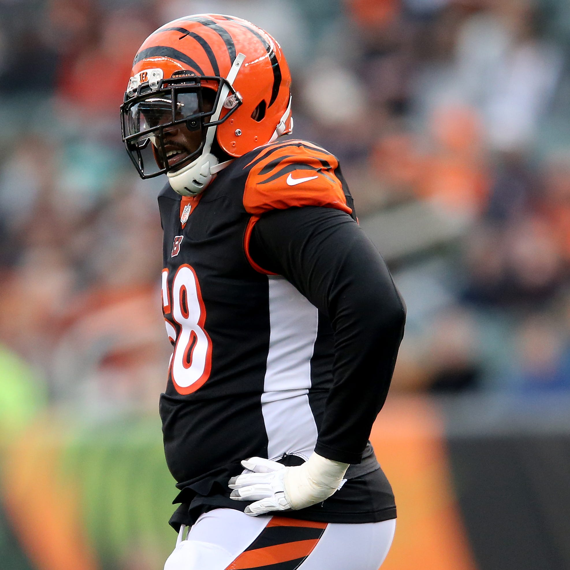 Paul Daugherty: 'New Dey,' just a 'deydream.' Still the same old Cincinnati Bengals.