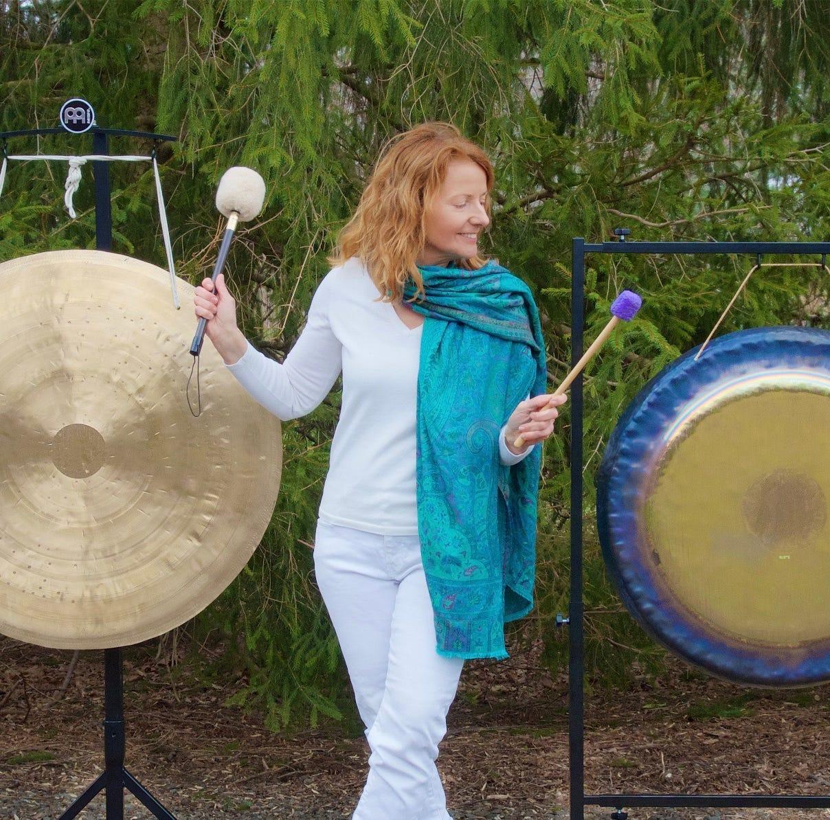 Heartbeats: Listen to the gong, meditate and feel better during Bernardsville program