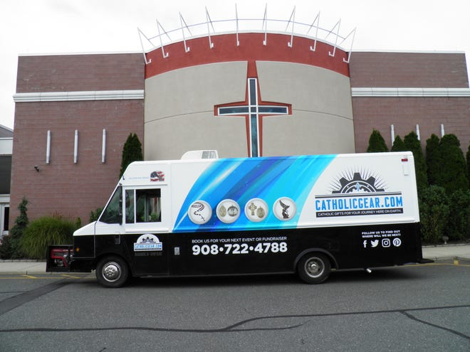 Trinity Church Goods, the Catholic shop on Raritan Borough's main thoroughfare for the last 13 years, has morphed into CatholicGear.com – an online store with a mobile retail truck that will travel around the diocese.