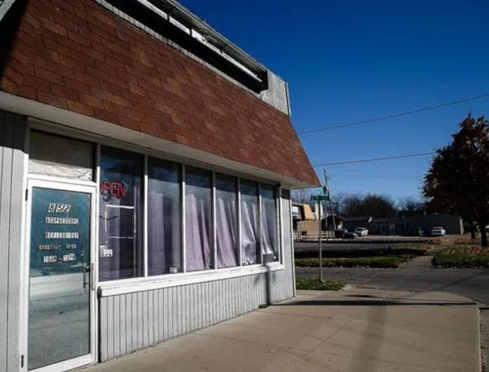 Neighbors have complained for years about traffic coming in and out of Asian Tuina, a massage parlor in the 800 block of Hull Avenue. But police say they have not arrested anyone there for illicit activity.
